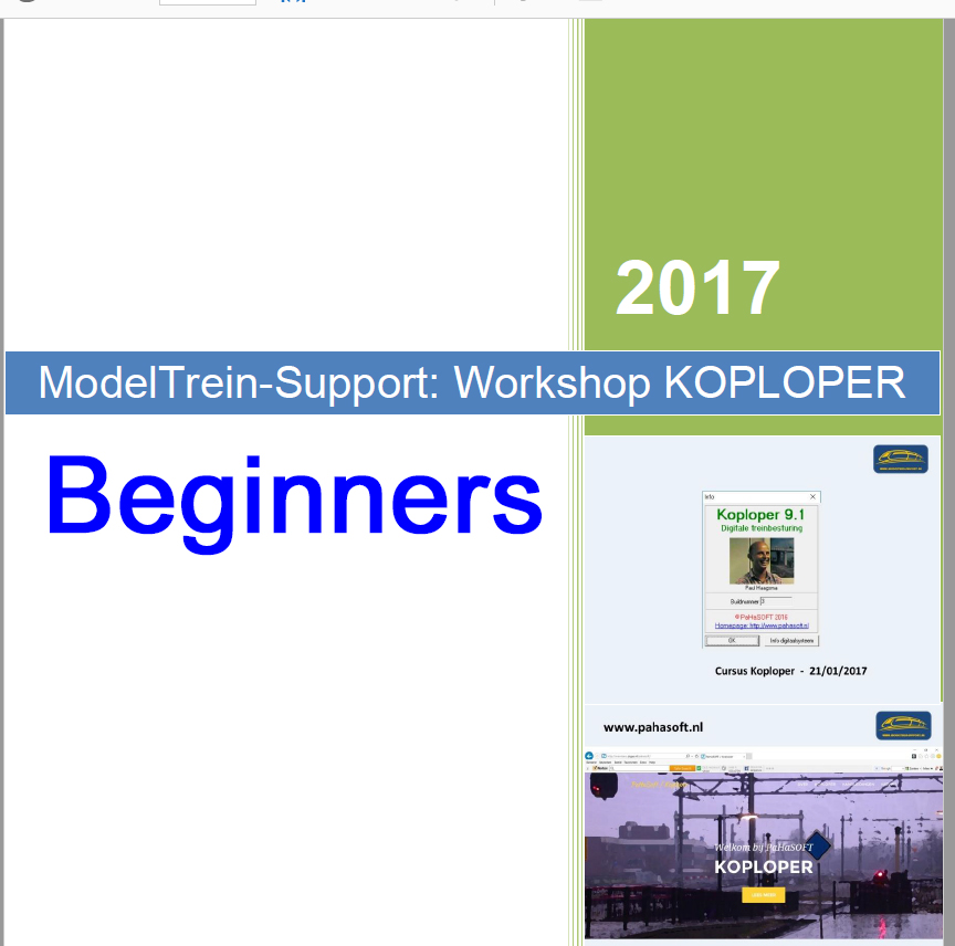 Workshop Koploper voor beginners